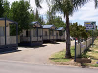 Lakeside Caravan Park - Grafton Accommodation