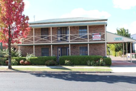 Sandstock Motor Inn - Grafton Accommodation