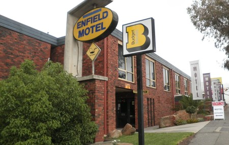 Enfield Motel - Grafton Accommodation