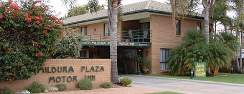 Mildura Plaza Motor Inn - Grafton Accommodation