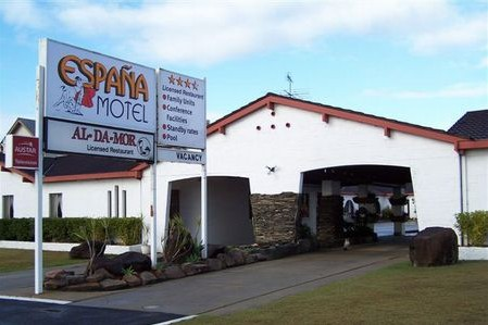 Espana Motel - Grafton Accommodation