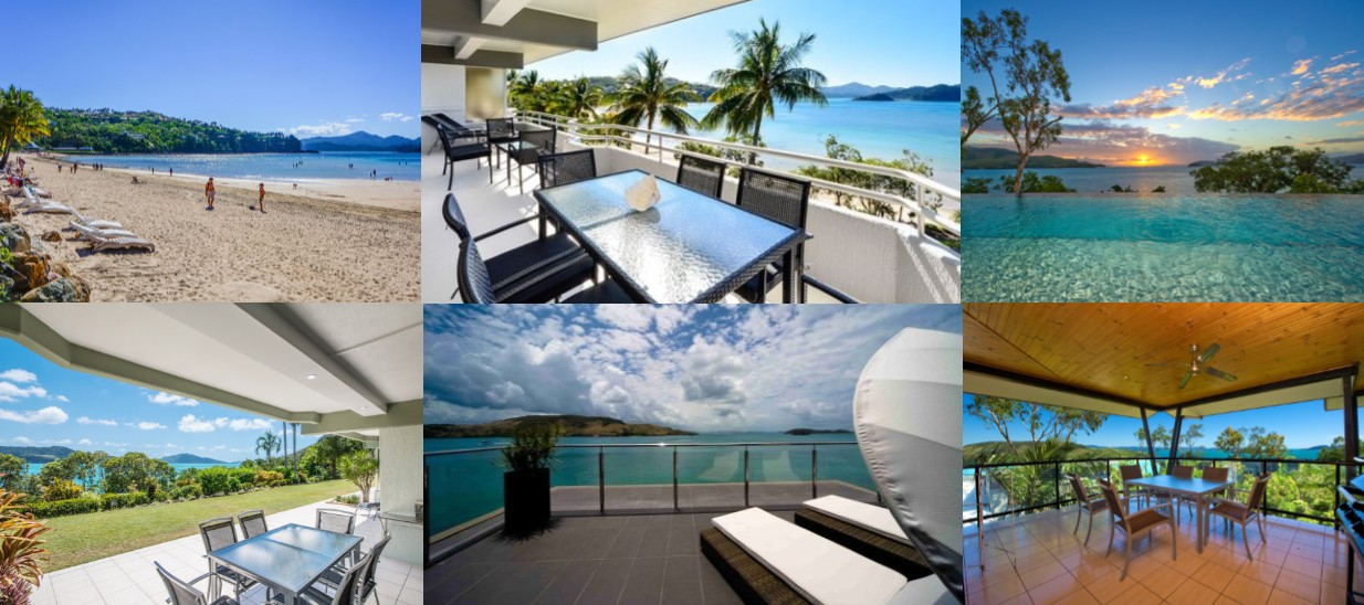 Hamilton Island Private Apartments - Grafton Accommodation