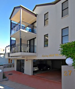 Spring Hill Mews - Grafton Accommodation