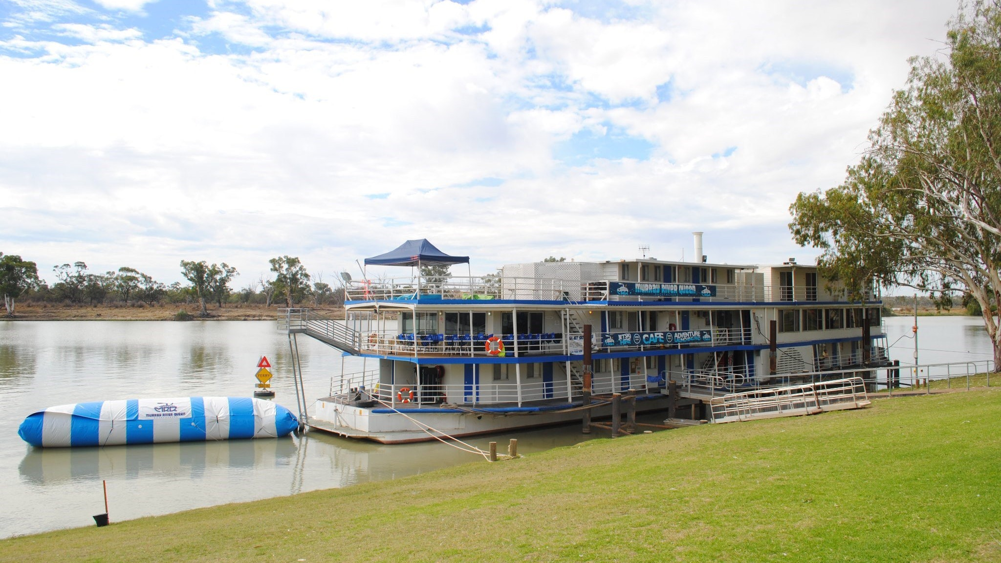 Murray River Queen Backpackers - Grafton Accommodation