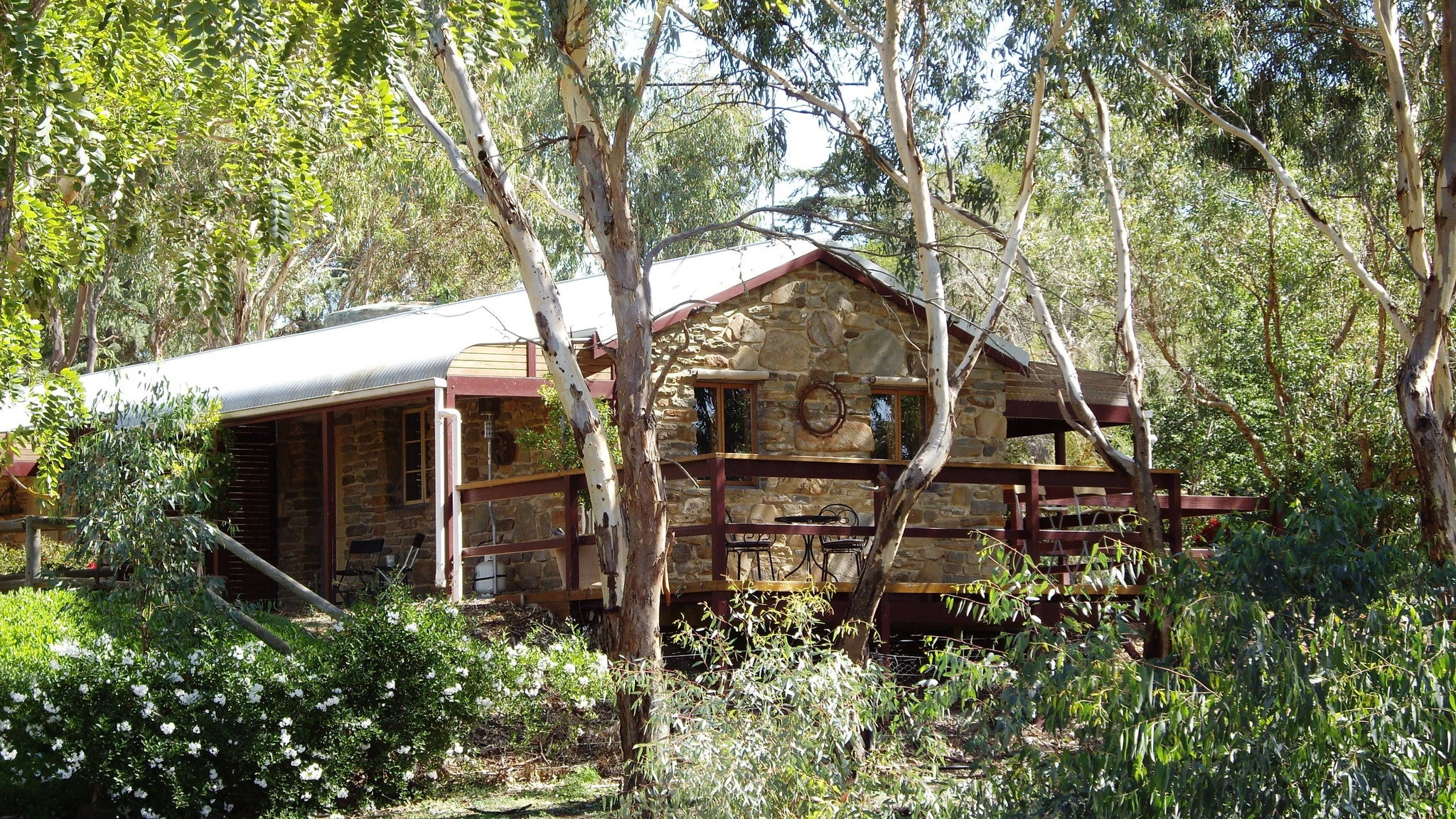 1860 Wine Country Cottages - Grafton Accommodation