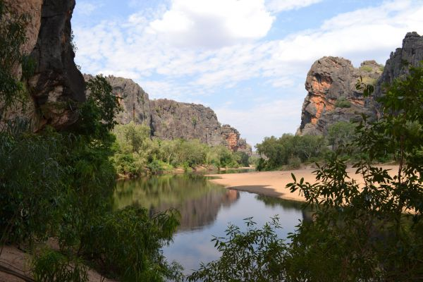 Windjana Gorge Camp at Windjana Gorge National Park - Grafton Accommodation