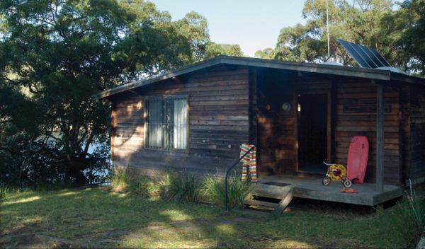 Weemalah Cottage - Grafton Accommodation