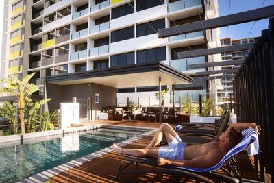 Alcyone Hotel Residences - Grafton Accommodation