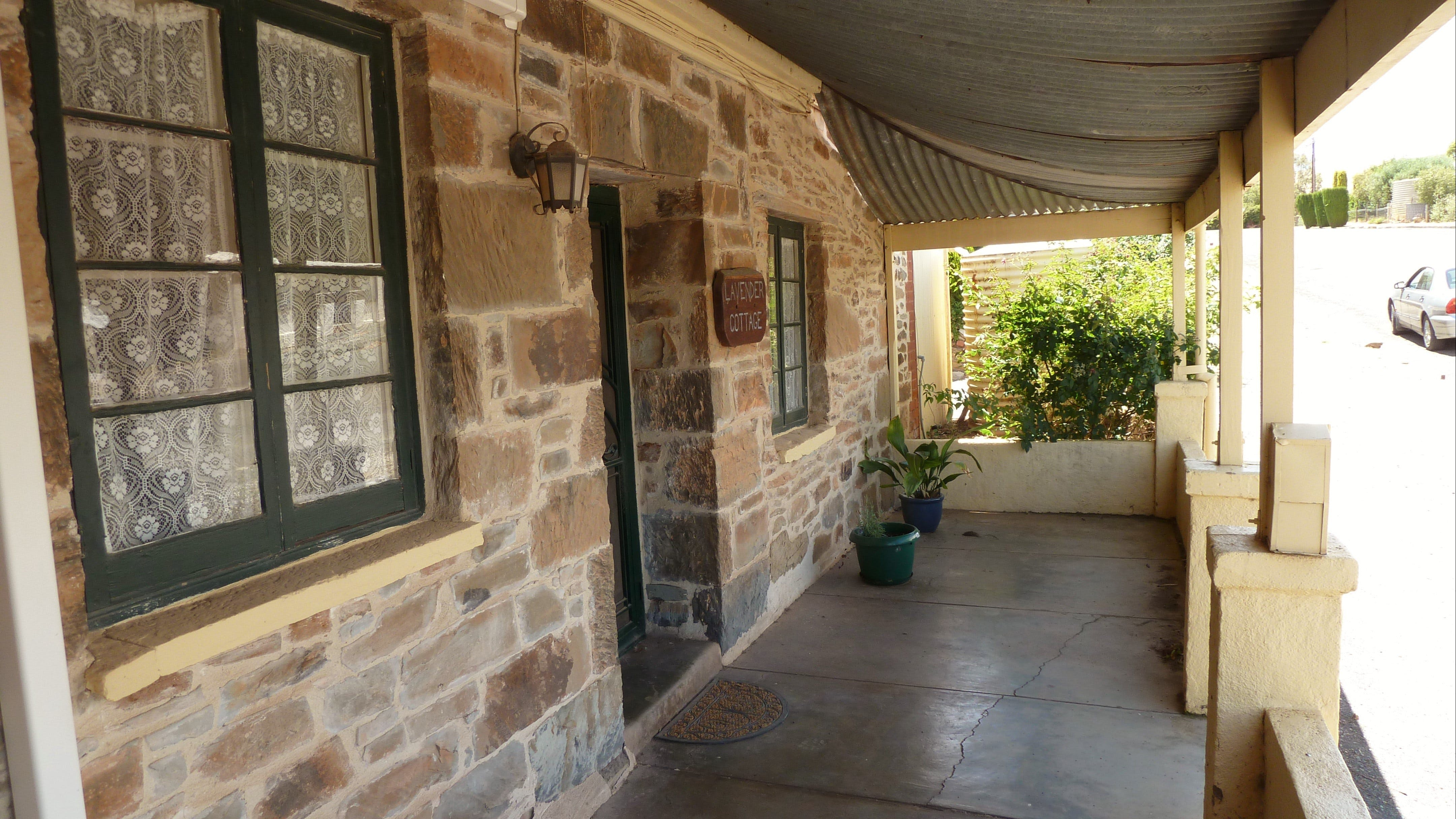 Lavender Cottage Bed And Breakfast Accommodation - Grafton Accommodation