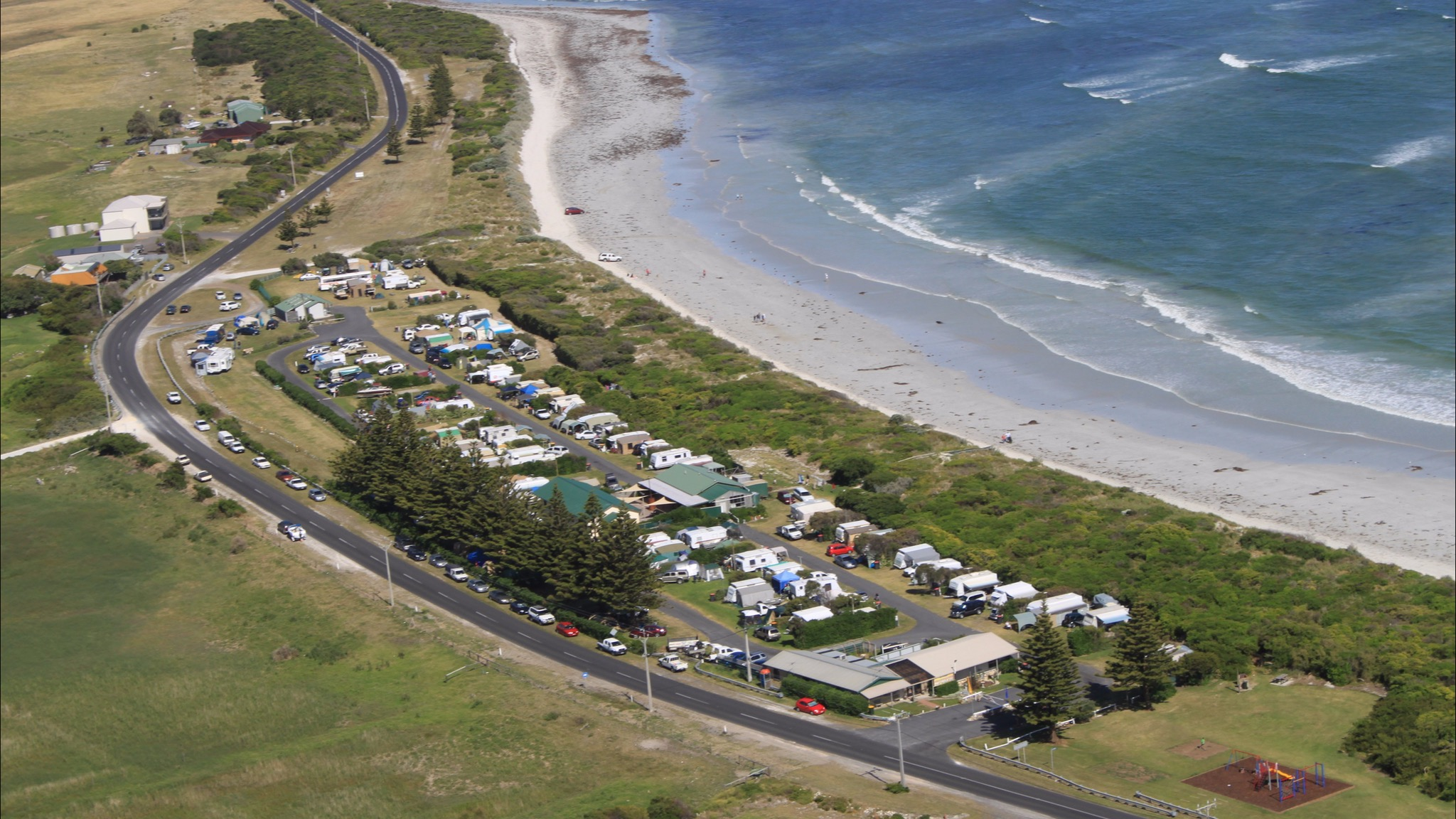 Port MacDonnell Foreshore Tourist Park - Grafton Accommodation