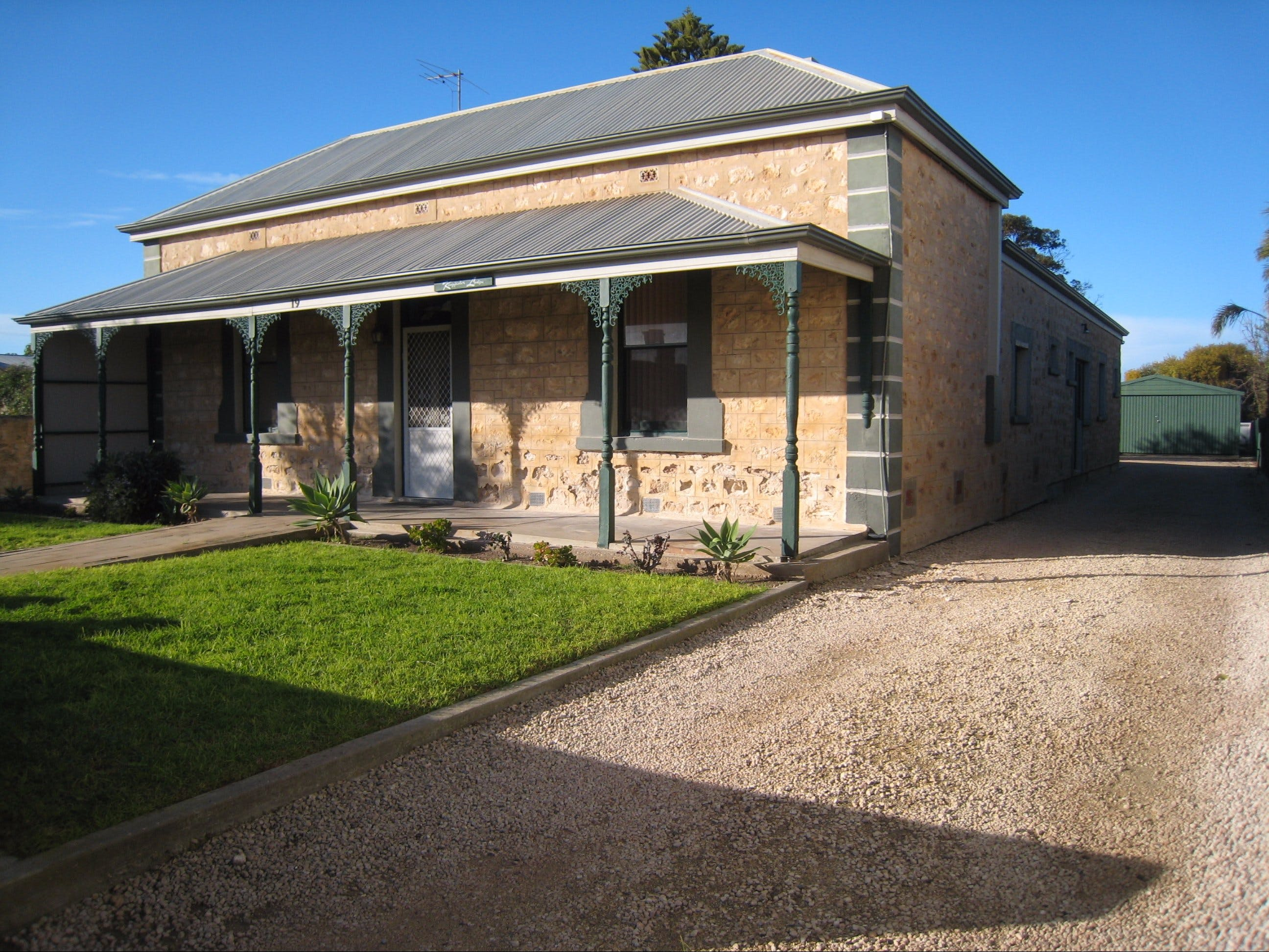 Kingfisher Lodge Edithburgh - Grafton Accommodation