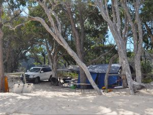 Moreton Island National Park and Recreation Area camping - Grafton Accommodation