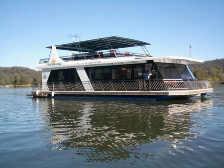 Able Hawkesbury River Houseboats - Grafton Accommodation