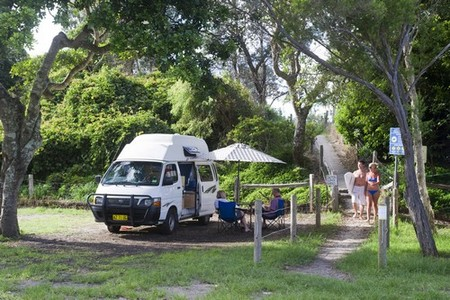 Scotts Head Holiday Park - Grafton Accommodation