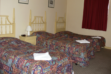 Knickerbocker Hotel Motel - Grafton Accommodation