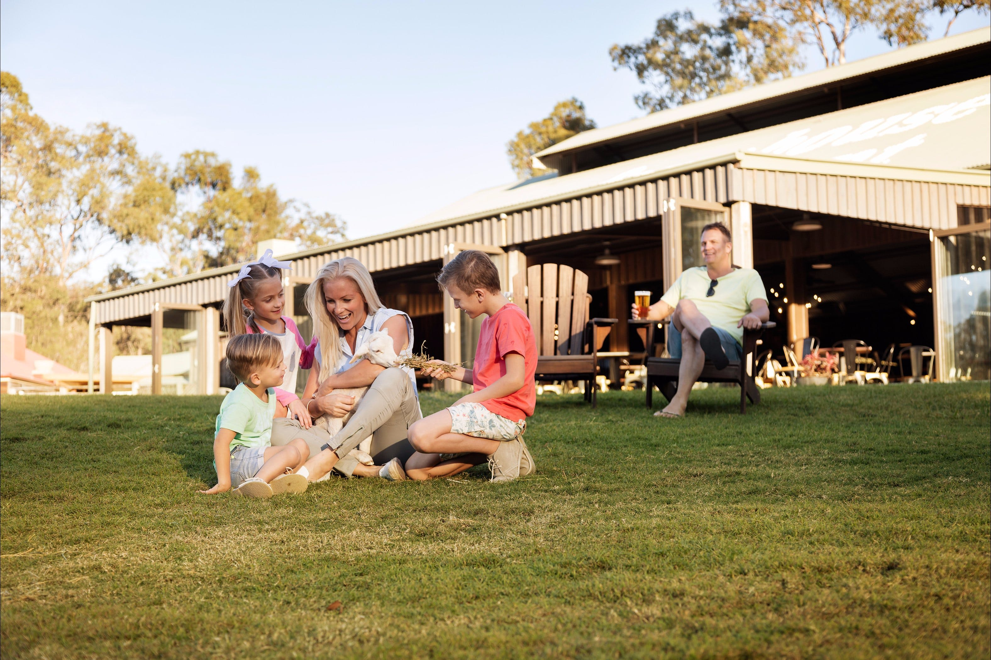 Paradise Country Farmstay - Grafton Accommodation
