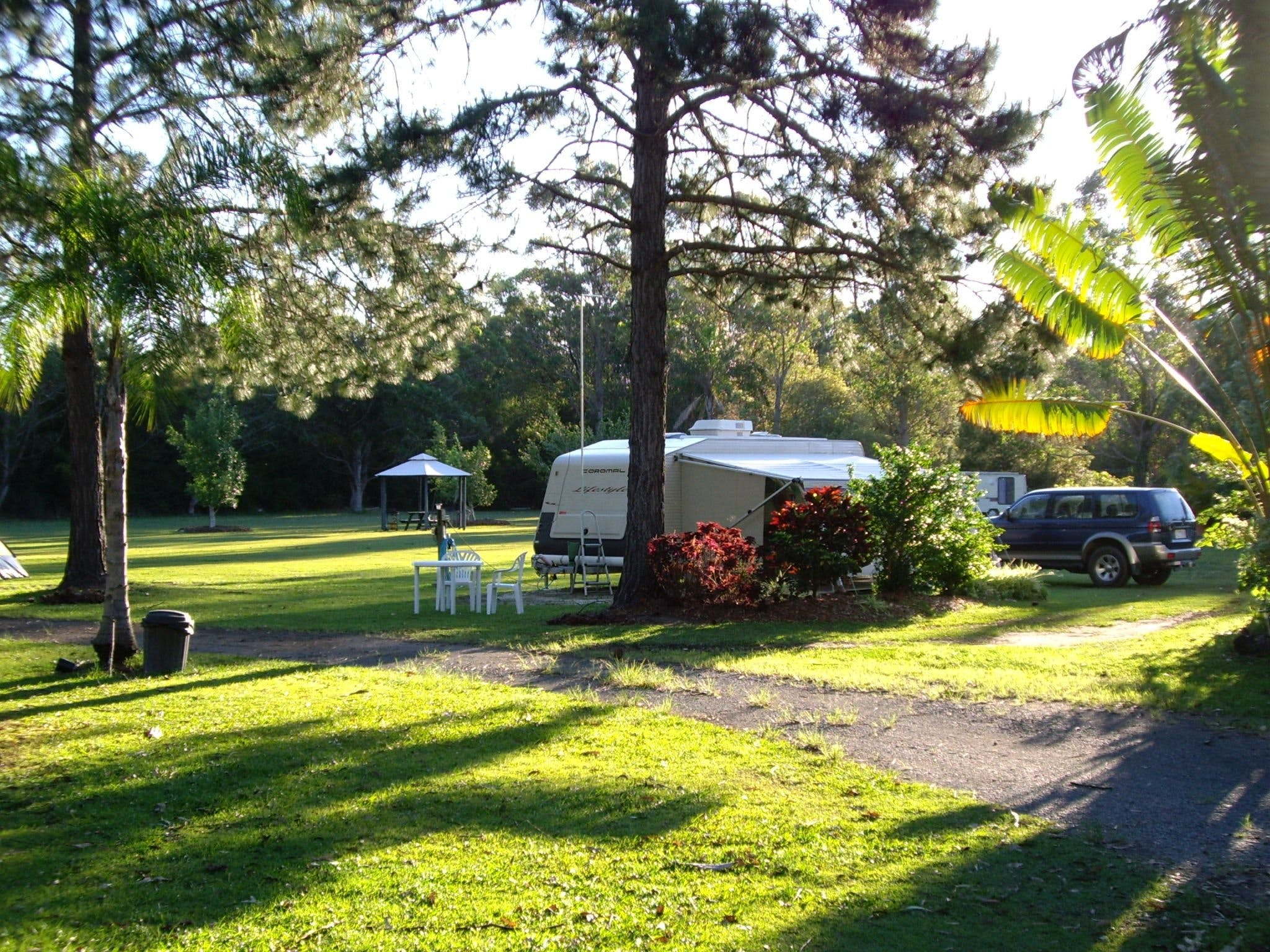 Sandalwood Van and Leisure Park - Grafton Accommodation
