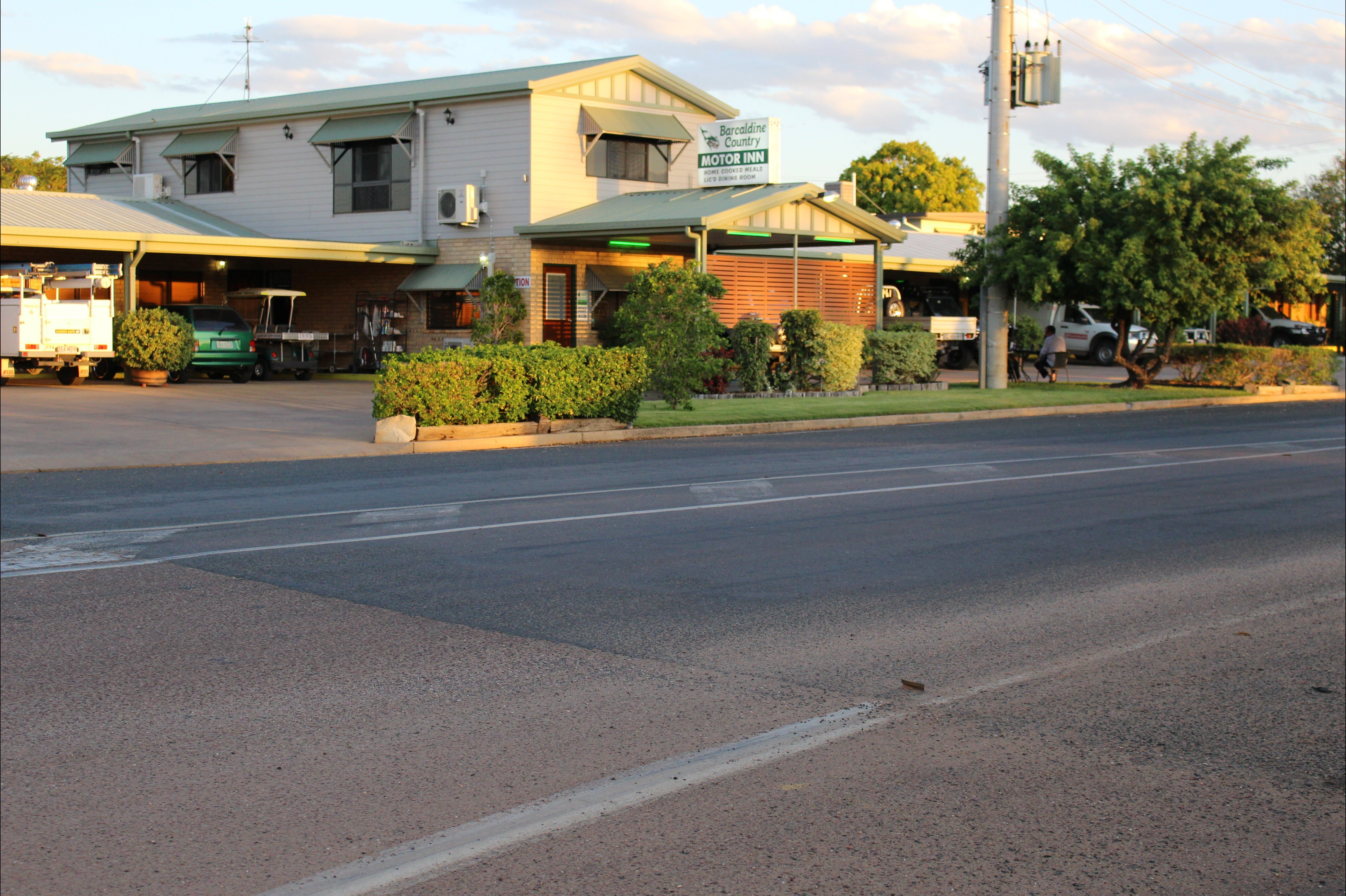 Barcaldine Country Motor Inn - Grafton Accommodation