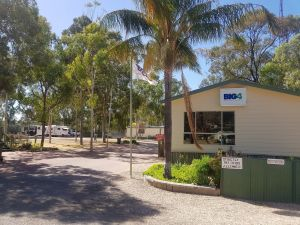 Big4 Blanchetown Riverside Holiday Park - Grafton Accommodation