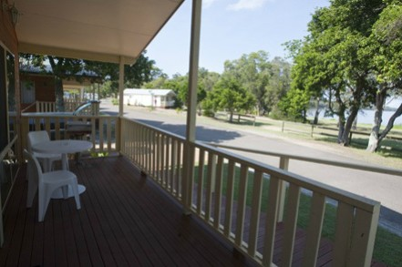 Canton Beach Holiday Park - Grafton Accommodation