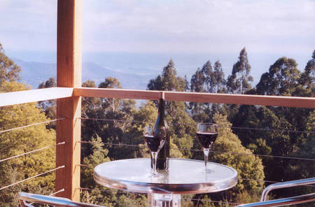Lyrebird Cottages - Grafton Accommodation