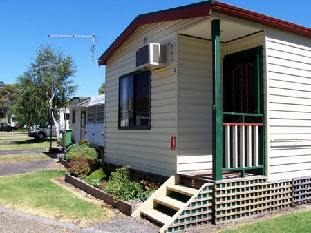 Leongatha Apex Caravan Park - Grafton Accommodation