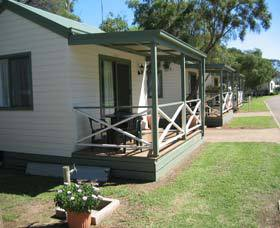 Stratford On The River Tourist Park - Grafton Accommodation