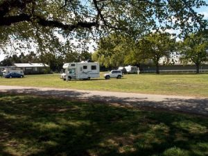 Sale Showground Caravan and Motorhome Park - Grafton Accommodation
