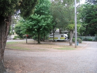 El Paso Caravan Park - Grafton Accommodation