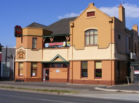 Cross Keys Hotel - Grafton Accommodation