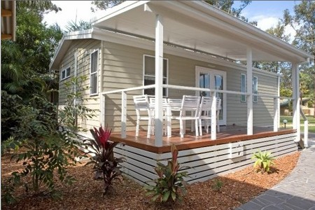Darlington Beach Resort - Grafton Accommodation