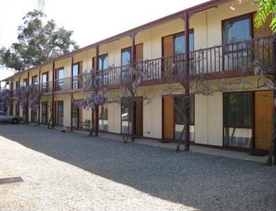 Central Motor Inn Wentworth - Grafton Accommodation