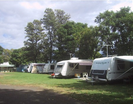Waioma Caravan Park - Grafton Accommodation