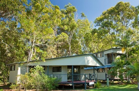 Wooli River Lodges - Grafton Accommodation