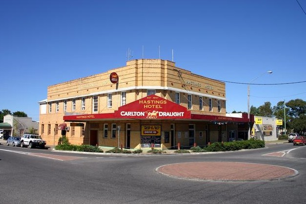 Hastings Hotel - Grafton Accommodation
