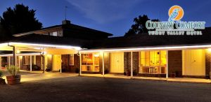 Country Comfort Tumut Valley Motel - Grafton Accommodation