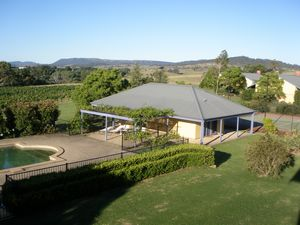 Tranquil Vale Vineyard - Grafton Accommodation