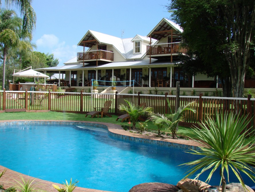 Clarence River Bed  Breakfast - Grafton Accommodation