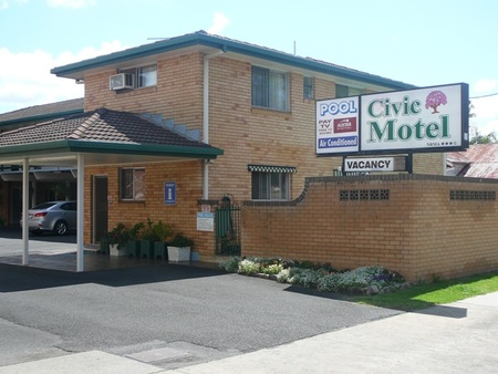 Civic Motel Grafton - Grafton Accommodation