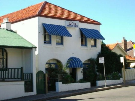 Elite Private Hotel - Grafton Accommodation