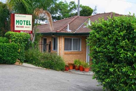 Sutherland Motel - Grafton Accommodation