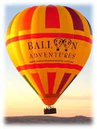 Balloon Adventures Barossa Valley - Grafton Accommodation