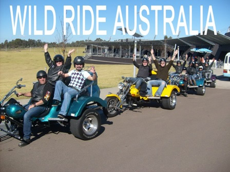A Wild Ride - Grafton Accommodation