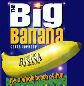 Big Banana - Grafton Accommodation