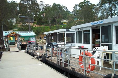 Clyde River Houseboats - Grafton Accommodation