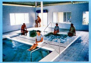 Innot Hot Springs Leisure  Health Park - Grafton Accommodation