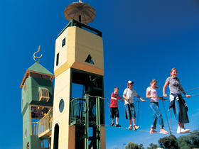 Monash Adventure Park - Grafton Accommodation