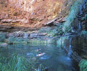 Dales Gorge and Circular Pool - Grafton Accommodation