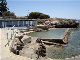 Edithburgh Tidal Pool - Grafton Accommodation