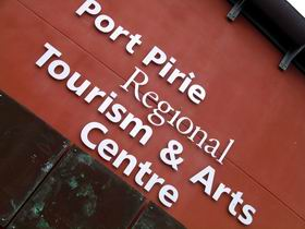 Port Pirie Regional Tourism And Arts Centre - Grafton Accommodation